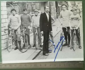 BB20-Photo-dedicacee-Autographe-BE-Course-cycliste-A-identifier