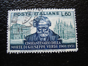 Italy-Stamp-Yvert-and-Tellier-N-617-Obl-A12-Stamp-Italy-Z