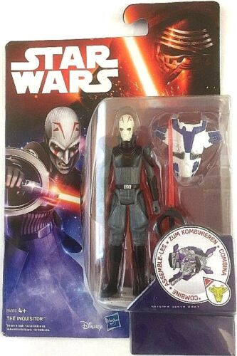 Years B4166 New Star Wars Rebels The Inquisitor 3.75 inch Action Figure 4