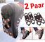 Indexbild 1 - 3in1 SPIKES 40 - 42 Schuhe 2er Pack | Grips Spikes Eiskrallen Winter Stiefel