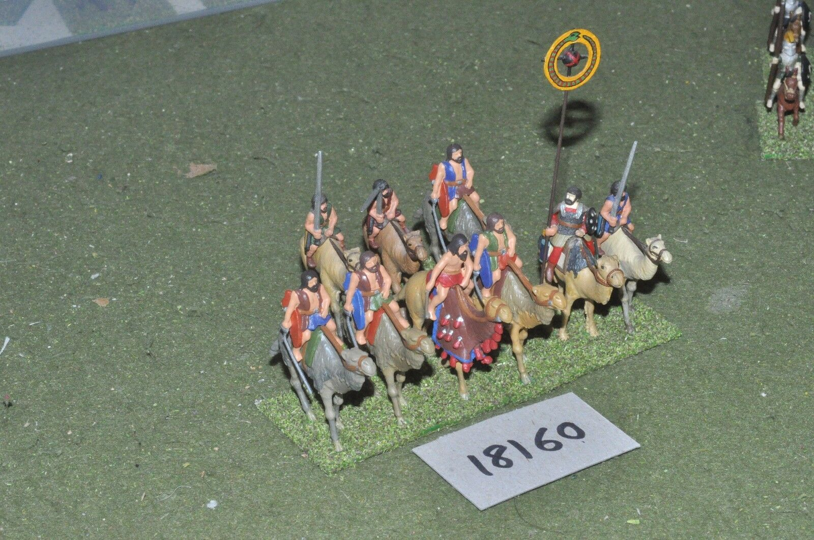 25mm classical   greek - ancient cavalry 12 cavalry - cav (18160)