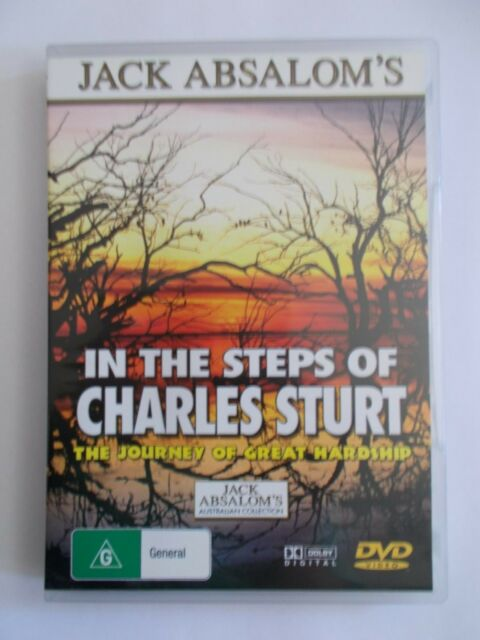 - JACK ABSALOM'S IN THE STEPS OF CHARLES STURT [DVD] ALL REGIONS [NEW] $34.75