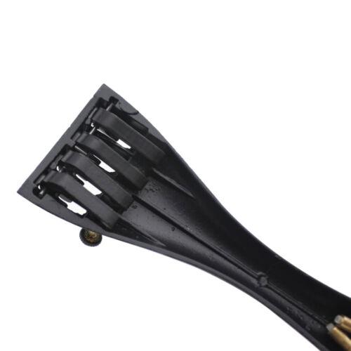 Aluminiumlegierung Violine Geige Ersatzteile für 3//4 4//4 Violine Geige