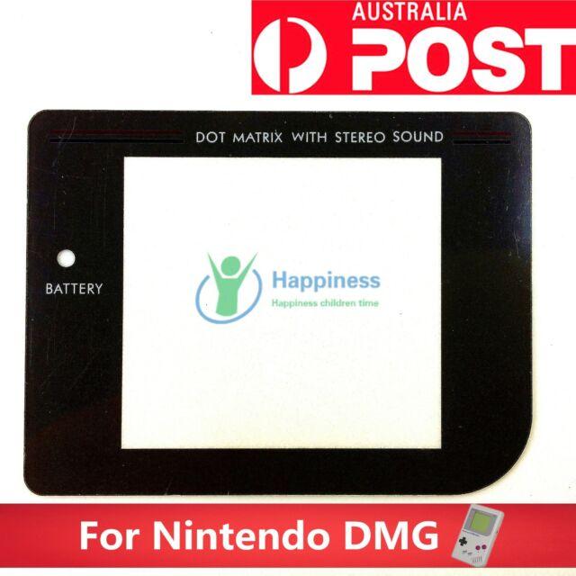 New Replacement Protective Screen Lens DRAK For Nintendo Gameboy Original GB DMG