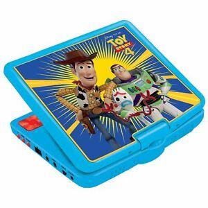 Officiel-Toy-Story-4-Lecteur-DVD-Portable-7-034-Film-Watching-ENFANTS