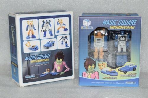 New Transformers MS-TOYS MS-B03 Four Wheel Drive MS-B05 Surper in Stock