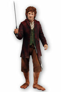 HOBBIT-1-4-BILBO-BAGGINS-FIGURE-by-Neca-Action-Figure-EAN-634482493236-NUOVO
