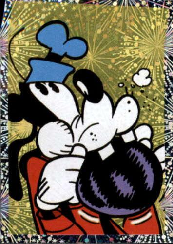 90 ans Mickey PANINI autocollant 140-Disney