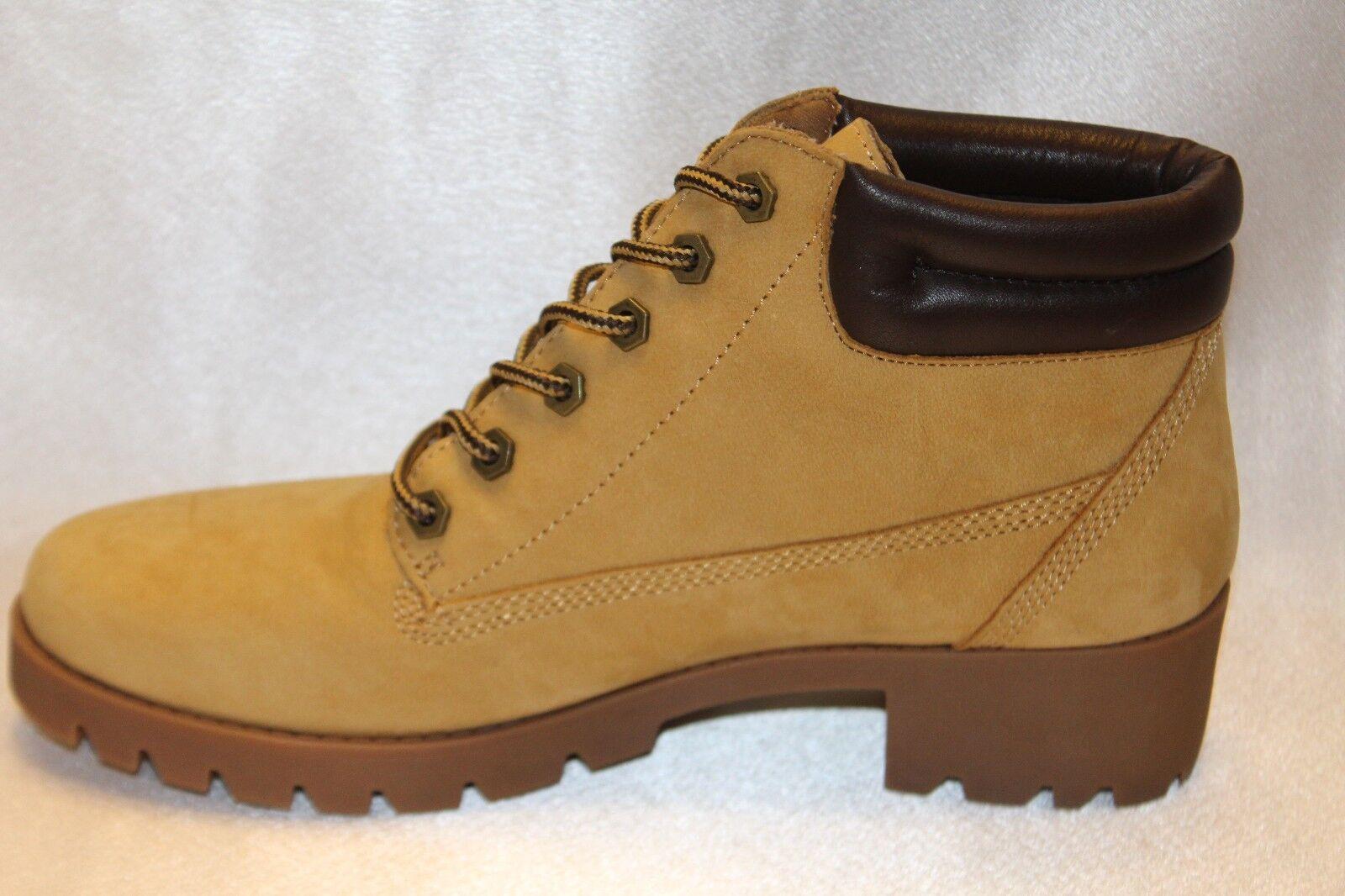 NEW Light  ALDO Soft Light NEW Tan Leder MUTIGNANO Hiking Padded Ankle Boot Sz 9.5 9c1b6b
