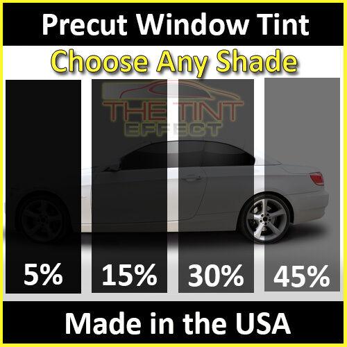 Full Car Precut Window Tint Kit Window Film Diy Fits 2016-2019 Kia Optima