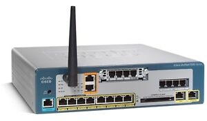 Cisco 871W Wireless Router with Advanced IP services IOS CCNA CCNP 6Mth Wty