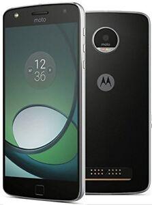 Motorola-Moto-Z-Play-XT1635-32GB-GSM-Verizon-Unlocked-Mods-Ready-Black