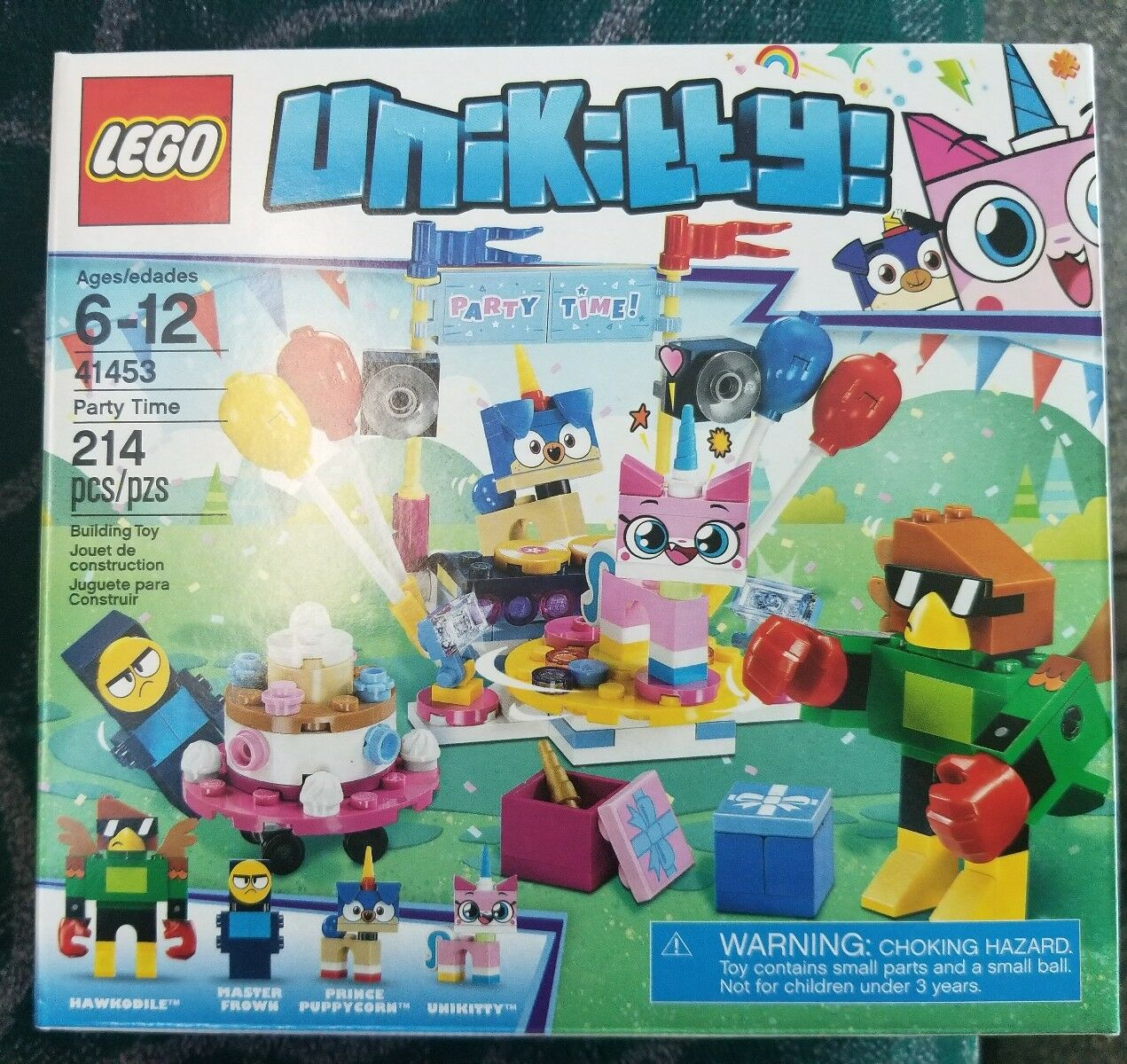 LEGO 41453 - UNIKITTY UNIKITTY UNIKITTY - PARTY TIME 04c909