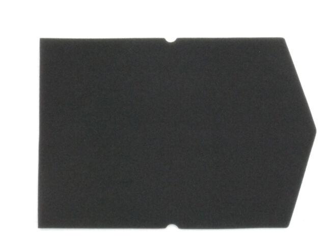 Filter für Tür Schwammfilter Filtermatte Wärmepumpentrockner Miele 6 057 930