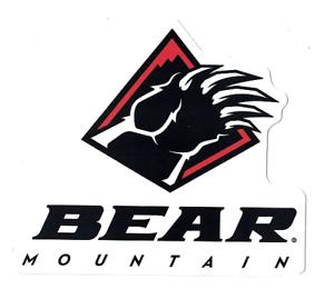California Bear Snow Boarding snowboarding sticker decal