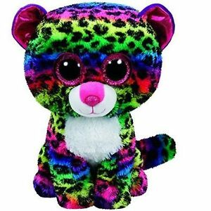 a42f5281ff6 Ty Beanie Boos 15cm Glubschi s Dotty Leopard - 37189 for sale online ...