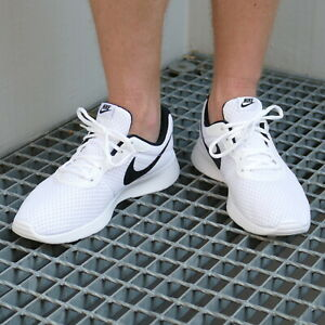 Details zu Nike Tanjun Sneaker Schuhe Herren Weiß 812654 101