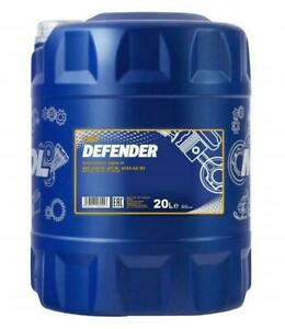 MANNOL-20L-Defender-Semi-Synthetic-Engine-Oil-A3-B4-10W-40-VW-501-505-MB-229-1