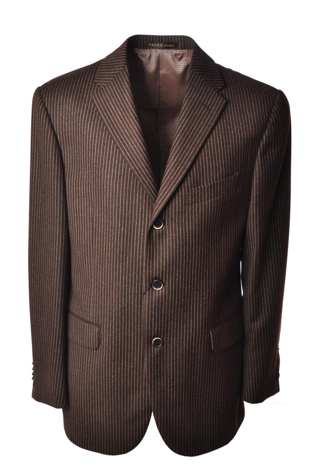 Corneliani Trend  -  Longitud - Hombre - Marrón - 4714712A185456