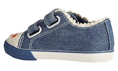 Next Schuhe Sneaker Halbschuhe Sportschuhe Turnschuhe Gr 26 26,5 27 Blau Blumen