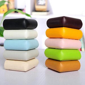 4 x Toddler Baby Kids Safety Soft Foam Sponge Corner Table Edge Protector Guard