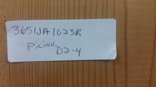 3651JA1023R LG Refrigerator Door Handle; D2-4