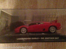 JAMES BOND COLLECTION - LAMBORGHINI DIABLO - DIE ANOTHER DAY