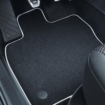 teiliger-Satz Volkswagen Textilmatte Polo V vorn und hinten 4