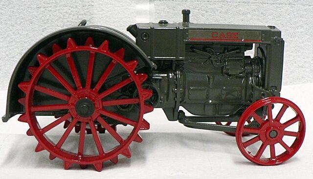 CASE STEEL WHEELS jouet de collection Tracteur