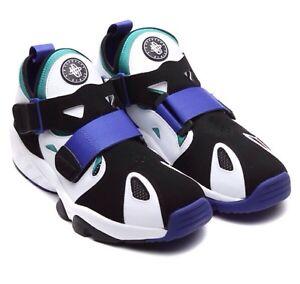 585222bf1f18f Nike Air Trainer Huarache 94 554991-100 Men US 10.5 White Blue Teal ...