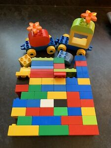 LEGO-DUPLO-500-g-Lot-1-2kg-Ce-que-vous-voyez-est-ce-que-vous-obtenez-base-roue-briques-blocs