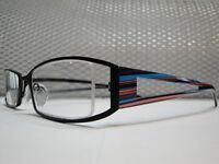 Men Or Women Trendy Unique Contemporary Reading Eye Glasses Frames Readers +1.25