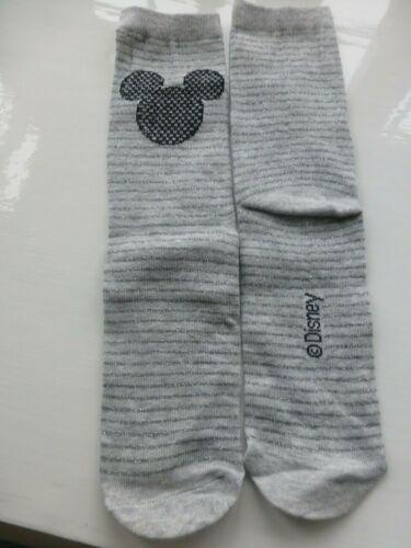 Disney Mickey Minnie Mouse Ladies Girls Socks Pack SIZES Ladies 4-8 3