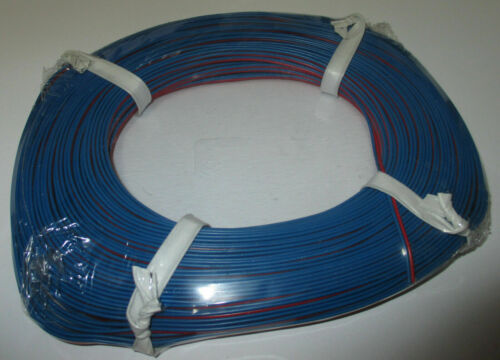 0,279 €//M NEW * Twin Braid 50m Red//Blue
