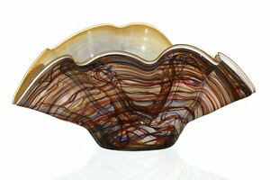 Image Is Loading Coco Bowl Hand Crafted Decorative Vase Luxury Home
