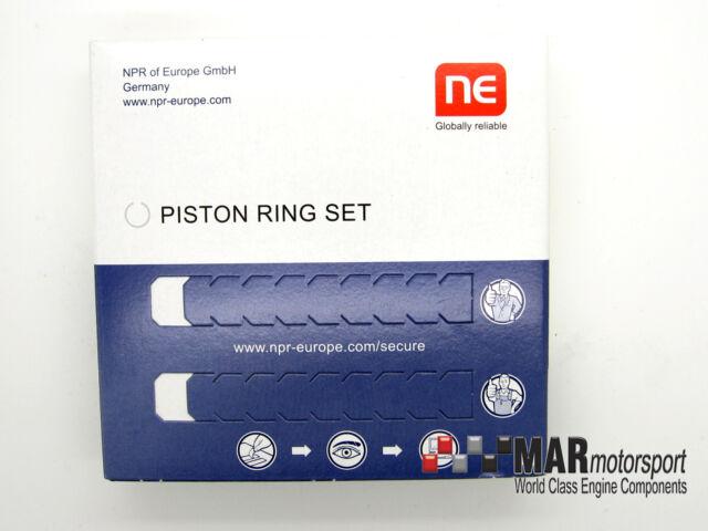 NPR Piston Rings  Vauxhall Movano / Renault 2.2 G8T 87.00mm Std 1 piston set