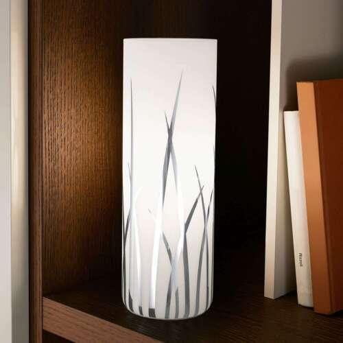 Eglo Tischlampe /'Rivato/' Fensterbank Modern Wohnzimmerleuchte Wohnzimmerlampe
