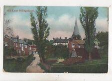 Mill Lane Billingshurst Sussex 1907 Postcard AH Homewood Postmarked Scotter 621b
