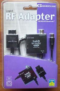 Konvolut-Logic3-RF-Adapter-fuer-GAMECUBE-amp-N64-im-Blister