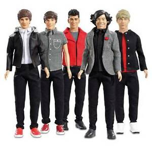 One-Direction-Collector-Doll-Harry-Niall-Liam-Zayn-Louis-12-034-30cm-Boxed-New-1D