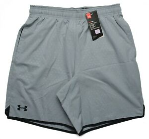 Men/'s Under Armour Heat Gear Size Small Loose Fit Shorts 100/% Polyester