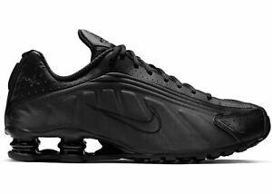 Mens-Nike-Shox-R4-Triple-Black-BV1111-001