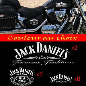 10 stickers autocollant Jack Daniel's kit sticker deco casque moto ,decal - France - État : Neuf: Objet neuf et intact, n'ayant jamais servi, non ouvert, vendu dans son emballage d'origine (lorsqu'il y en a un). L'emballage doit tre le mme que celui de l'objet vendu en magasin, sauf si l'objet a été emballé par le fabricant d - France