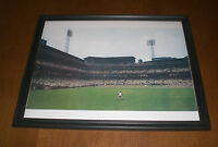 Pirates Roberto Clemente Forbes Field Color Framed Print