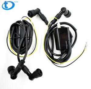 2PC IGNITION COIL For SUZUKI 1996-2005 GSF1200S BANDIT GSF400 GSF600 (1995-2004)