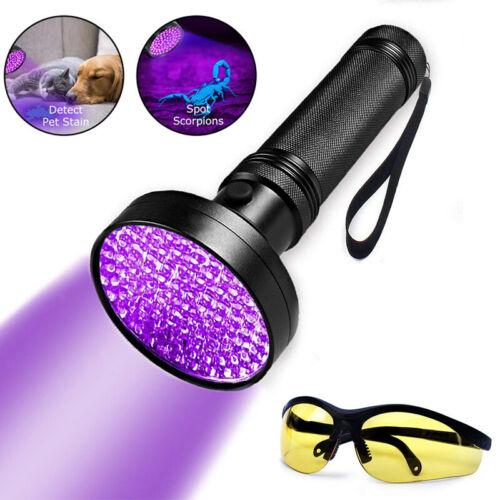 LED UV Flashlight Black light Pet Urine Bed Bug Stain Detector Torch Ultraviolet