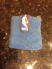 Blue NBA wristband Basketball Logo NBA Gear Stocking Stuffer