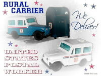 Postal Worker T-shirt Service Mailman Postman Dj5 Jeeps Mail Rural Mailbox