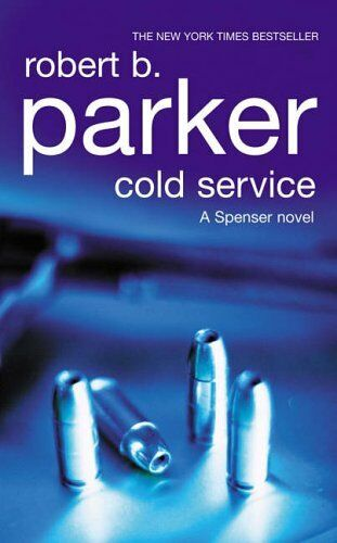 Cold Service,Robert B. Parker- 9781842431702