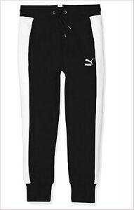 Olla de crack negocio Adiós  Puma ropa deportiva niño pantalones entrenamiento chandal negro 9-10 años  /140cm | eBay